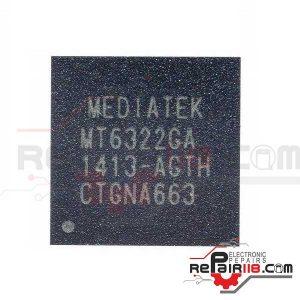 آی سی تغذیه (Media Tek MT6322GA (POWER iC