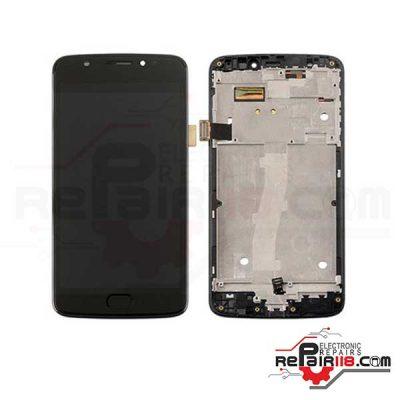 تاچ و ال سی دی گوشی موتورولا موتو ای 4 پلاس Motorola Moto E4 Plus