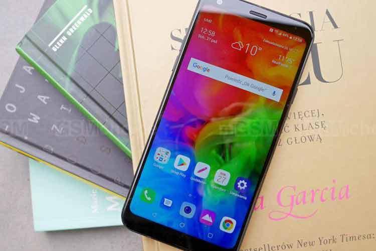 گوشیهای اقتصادی Q7 ،Q7 پلاس و Q7 آلفا ال جی