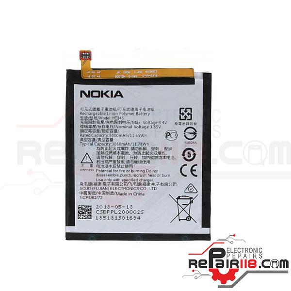 باتری nokia 6.1
