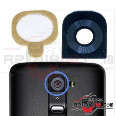 شیشه دوربین LG G2