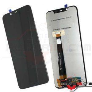تاچ و ال سی دی گوشی Nokia X7