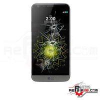 قیمت خرید تعویض گلس ال سی دی گوشی ال جی LG G5