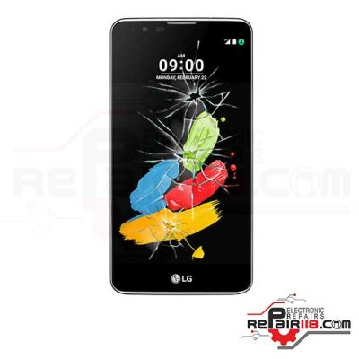 قیمت تعویض گلس ال سی دی گوشی ال جی LG Stylus 2
