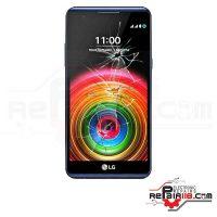 قیمت خرید تعویض گلس ال سی دی گوشی ال جی LG X Power