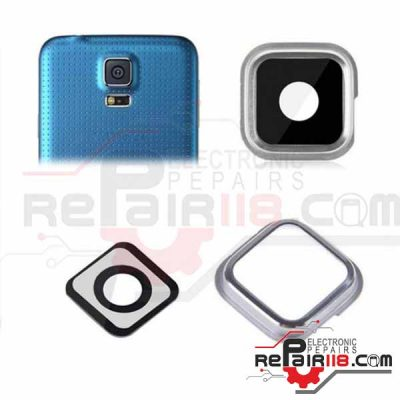 شیشه دوربین Samsung Galaxy S5