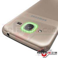 شیشه دوربین Samsung Galaxy J2 Pro