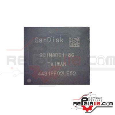آی سی هارد سندیسک (SDIN8DE1 (8G