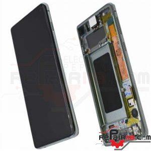 تاچ ال سی دی گوشی سامسونگ Galaxy S10