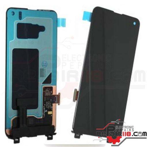 تاچ ال سی دی گوشی سامسونگ Galaxy S10 plus