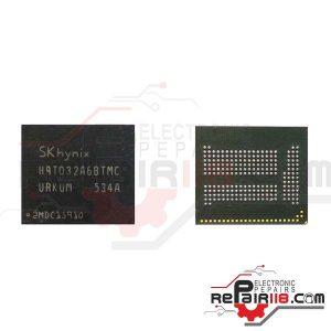 آی سی هارد سامسونگ Samsung H9TQ32A6BTMC (4GB) EMMC