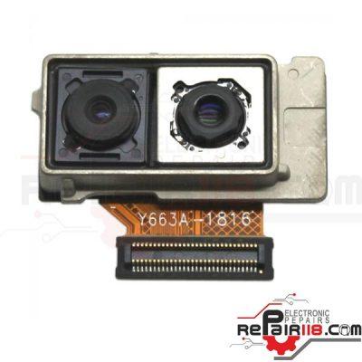 دوربین پشت گوشی ال جی G7 ThinQ