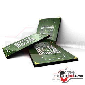 Huawei P8max EMMC تعویض هارد هواوی P8max هارد پروگرام شده هواوی P8max
