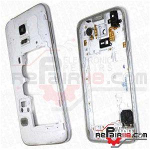 فریم وسط گوشی Samsung Galaxy S5 Mini