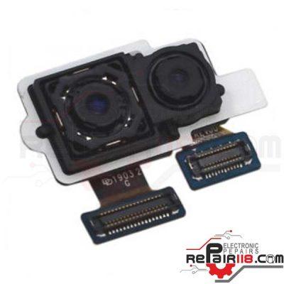 دوربین پشت گوشی Samsung Galaxy M10