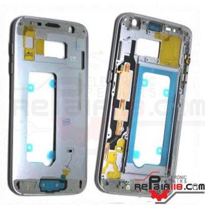 فریم وسط گوشی Samsung Galaxy S7
