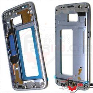 فریم وسط گوشی Samsung Galaxy S7 Edge