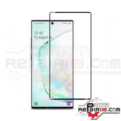 تعویض گلس ال سی دی گوشی سامسونگ Galaxy Note10+ 5G