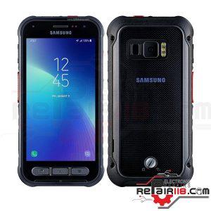 تعویض گلس ال سی دی گوشی سامسونگ Galaxy Xcover FieldPro