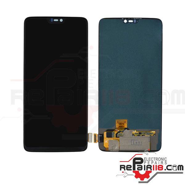 تاچ و ال سی دی گوشی OnePlus 6