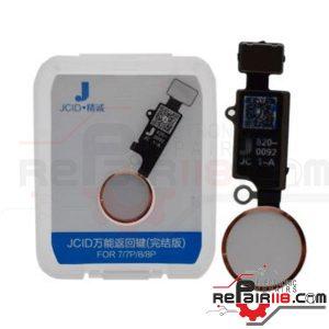 دکمه هوم آیفون 8 پلاس iPhone 8 Plus