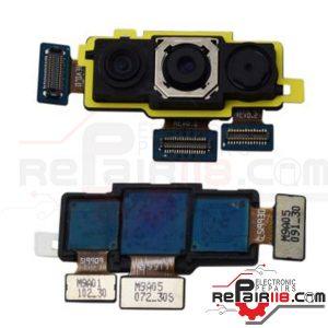 دوربین پشت Samsung Galaxy A30s