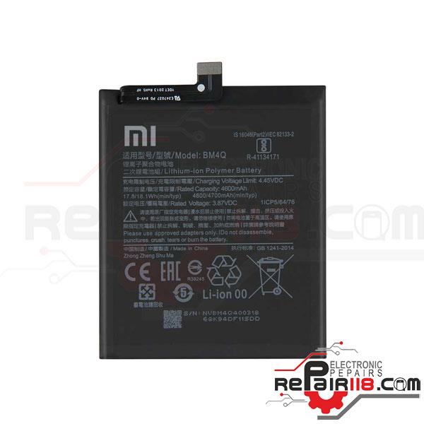 باتری Redmi K30 Pro
