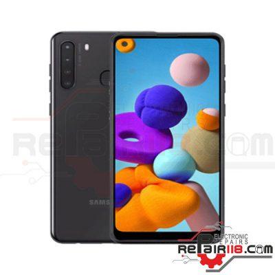 تاچ و ال سی دی گوشی Samsung Galaxy A21