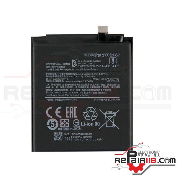باتری Mi 10 Lite 5G