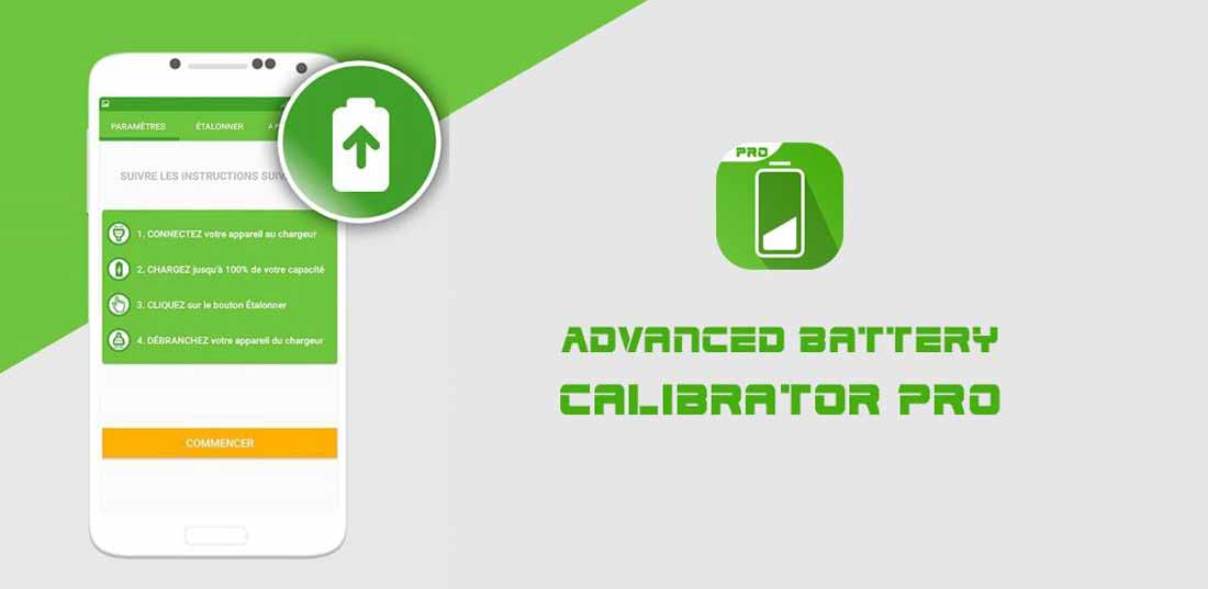 نرم افزار Battery Calibrator
