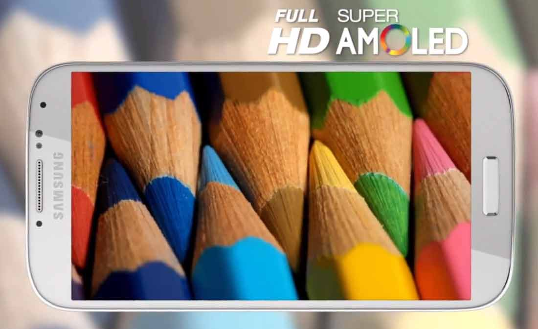 چند نوع نمایشگر Super AMOLED داریم؟