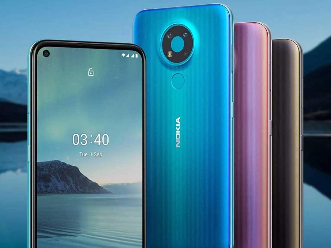 تعمیر گوشی نوکیا Nokia 3.4