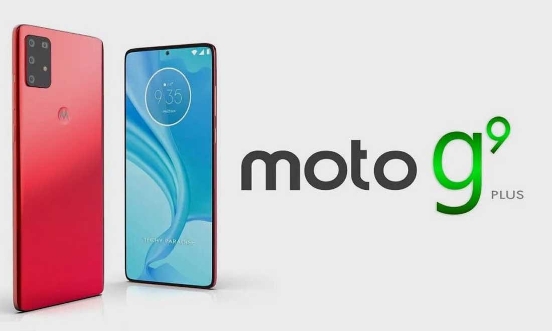 تعمیر گوشی موتورولا Moto G9 Plus