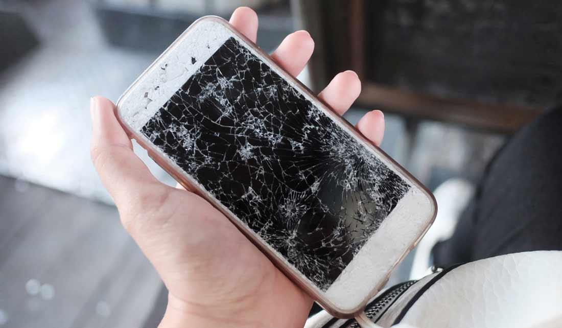 تاچ و ال سی دی آیفون iPhone 12