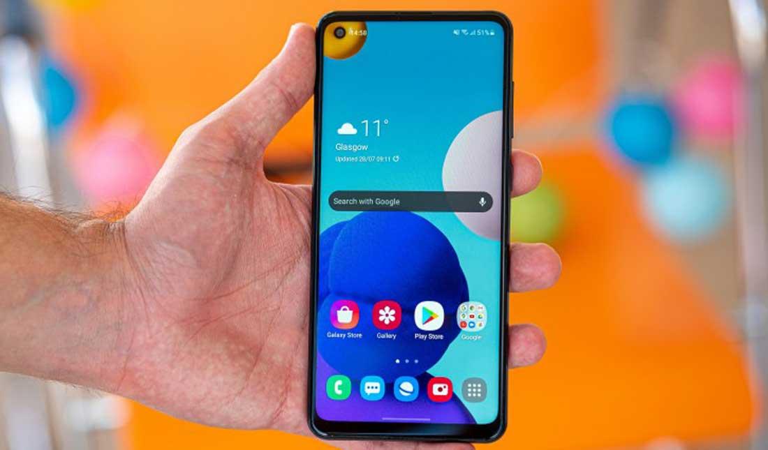 باتری گوشی Samsung Galaxy A21s