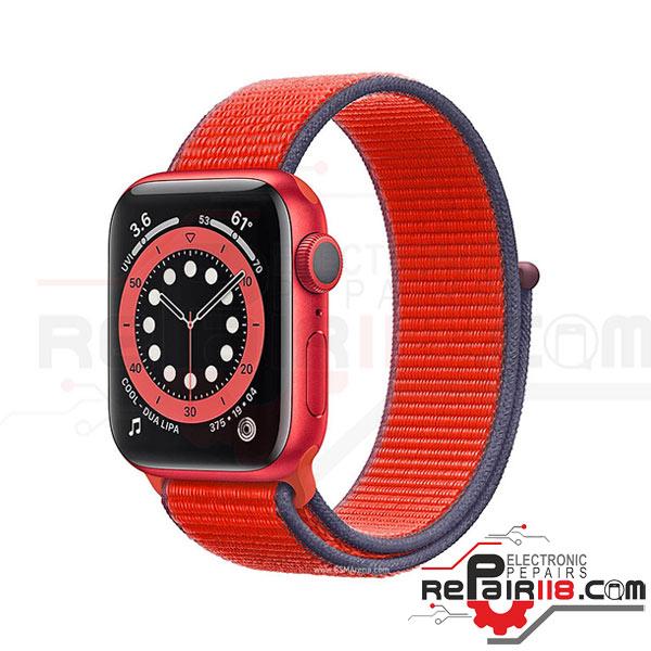 ال سی دی ساعت هوشمند اپل Apple Watch Series 6 Aluminum