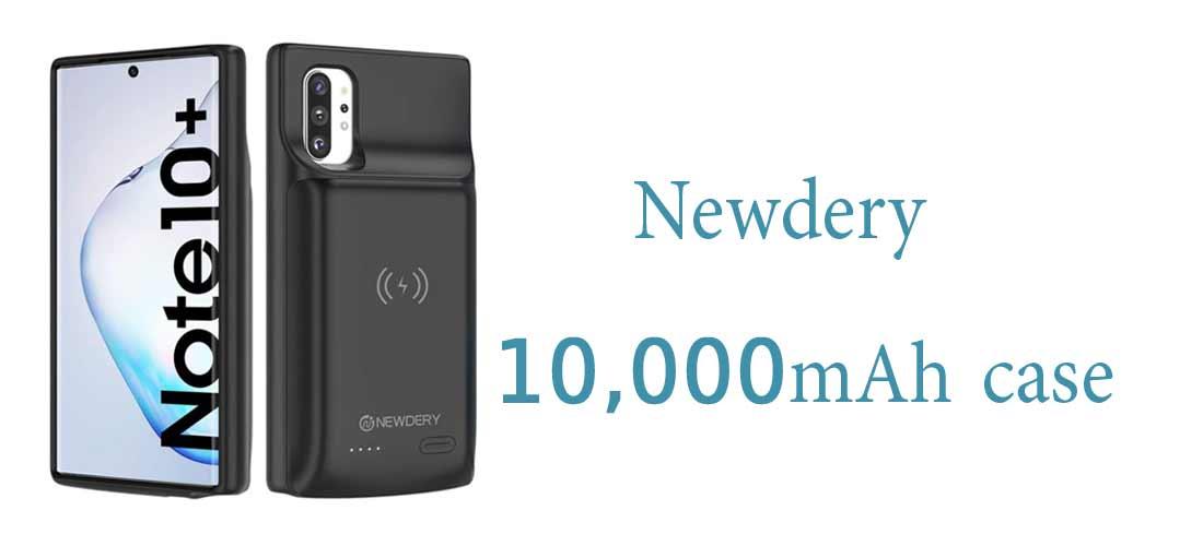 قاب Newdery ده هزار میلیآمپر ساعت