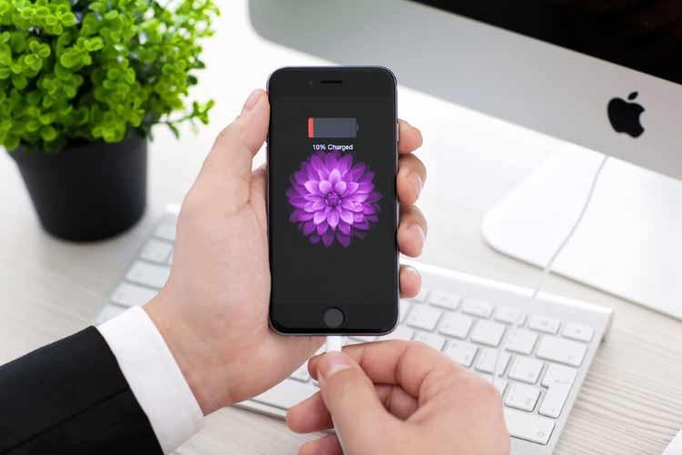 چرا باتری گوشی به سرعت تخلیه میشود؟