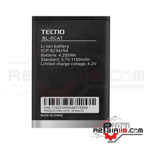 باتری گوشی تکنو با کد فنی Tecno BL-5CAT